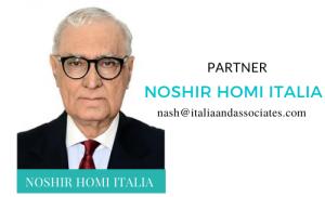 Noshir Homi Italia